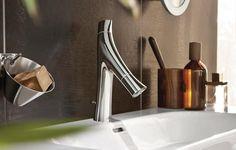 Waschtischarmatur Von Hansgrohe: Axor Starck Organic Armaturen, Waschbecken  Armaturen, Badezimmer Kollektionen, Entwurf