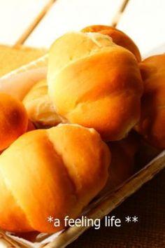 「ふんわり♪基本のバターロール」菜未♪ | お菓子・パンのレシピや作り方【corecle*コレクル】