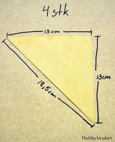 Hobbybruket: Mal til Pepperkakehus! Diy And Crafts, Triangle, Notebook, Paper, Advent, Christmas, Paper Board, Xmas, Navidad