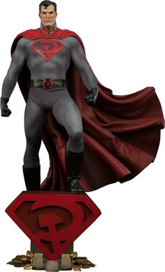 Superman - Red Son Premium Format™ Figure