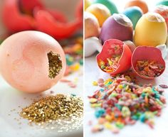 Easter Confetti Eggs #Easter #Traditions #Cascarones