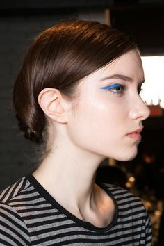 blue liner at Honor