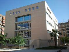 Centro de salud Valencia-Nou Moles en Valencia - Antonio Torner Hernández