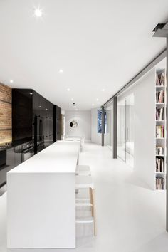 Espace St-Denis by Anne Sophie Goneau | HomeDSGN, a daily source for inspiration and fresh ideas on interior design and home decoration.