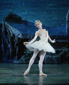 Odette the Queen of the Swans and as the White Swan from Swan Lake (featuring the Queen of them all ABT principal Gillian Murphy)