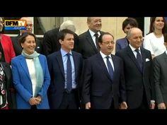 Le gouvernement Valls 1, l'un des plus courts de la Ve République : on se croirait sous la 4ème ou dans une république bananière avec Hollande ! lol