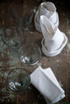 perfectly simple tabletop / marie elisabeth's rum
