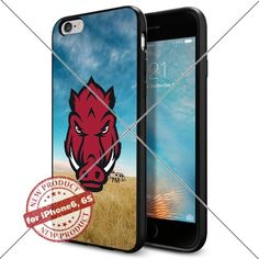 WADE CASE Arkansas Razorbacks Logo NCAA Cool Apple iPhone6 6S Case #1031 Black Smartphone Case Cover Collector TPU Rubber [Breaking Bad] WADE CASE http://www.amazon.com/dp/B017J7IR2E/ref=cm_sw_r_pi_dp_nnkywb0MY8BWH