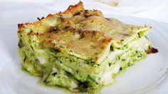 Risultati immagini per lasagne al pesto