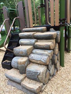 lookalike log  steps in playground.