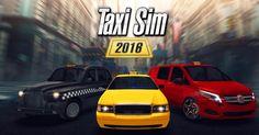 juego de auto taxis para niños, carros taxis | videos y juegos