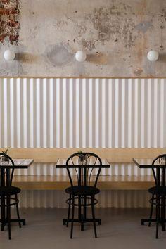 DIZENGOF99 Cafe Moscow by Crosby Studios & Valya Zaytseva | Yellowtrace - Yellowtrace