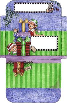 Natal - Carla Simons - Picasa Web Albums Christmas Graphics, Christmas Clipart, Christmas Tag, Christmas Printables, Christmas Colors, Christmas Crafts, Xmas, Envelope Pattern, Envelope Box