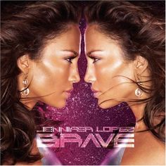 This album Brave by Jennifer Lopez is one of her best. Each track is dance based and very catchy without being corny. As you can guess, I LOVE this album. Definitely one of my all-time favourites.