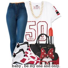 """""""50 ."""" by trillest-queen on Polyvore"""