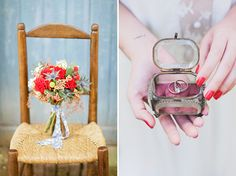 Bright French Styled Wedding Inspiration | Green Wedding Shoes Wedding Blog | Wedding Trends for Stylish + Creative Brides