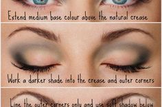 Hoodwinked: eyeshadow for hooded eyes