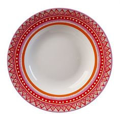Briscoes - Oilily Pasta Plate Red 24cm. Dinner Plates DinnerwareMailEntertaining  sc 1 st  Pinterest & Briscoes - Hampton and Mason Scallop Antique Blue Dinner Plate 26.5 ...