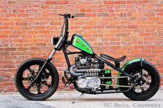 TC Bros. Gallery - Custom Choppers and Bobbers Built By TC Bros.