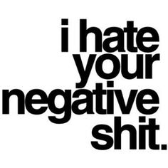 toxic/negative friends suck the life out of you