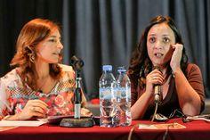 Gabriela Dorrego junto con Sabrina Abran de Vox Populi presentan el diagnóstico sobre los actores de la ESyS. Socialism, Financial Statement, Circuit