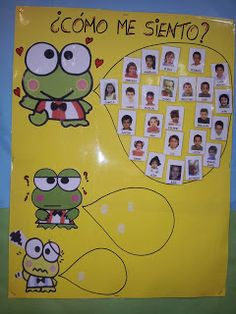COLE DE FANTASIA: ASAMBLEA (Parte 1) Little Monsters, Classroom Decor, Kindergarten, Preschool, Family Guy, Teacher, Education, Feelings, Fictional Characters