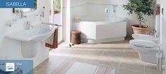 Isabella   Komfortabel in den Tag. Erfrischend und anregend: So sollte ein Tag beginnen. In einem Badezimmer, das Sie tagtäglich mit hohem Komfort rundum verwöhnt. Und Ihnen damit die Zeit in diesem persönlichen Raum so angenehm wie möglich gestaltet. Bequeme und komfortable Lösungen – das sind die Hauptanliegen der Isabella Kollektion. Lösungen, die Ihre Ansprüche und Bedürfnisse mit spielerischer Leichtigkeit erfüllen. Großzügige Elemente mit fließenden Konturen bieten Ihnen Platz – für…