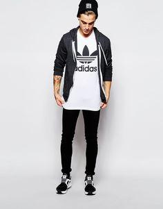 Image 4 of adidas Originals Trefoil T-Shirt AB7535