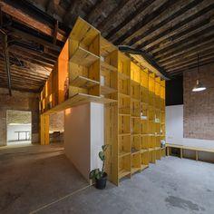 Risultati immagini per cuac arquitectura san jeronimo