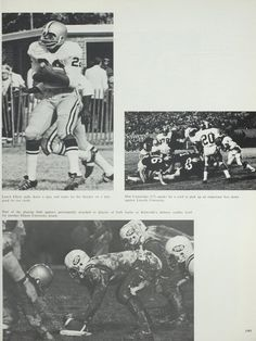 Northeast Missouri State College | The 1970 Echo | Bulldog Football