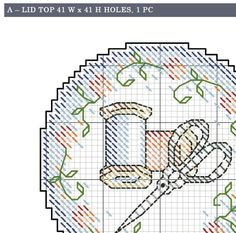 Instant download: Sewing Basket Plastic Canvas Design Free Patterns to print, Blue Box Embroidery Scissors, Easy Plastic Canvas Crafts, Cross Stitch Patterns. ______________________________________ Tired of traditional cross stitch designs? Have a look at our new collection of