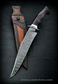Titan   CAS Knives - cuchillos artesanales