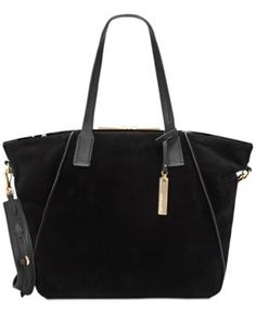 Vince Camuto Alicia Extra-Large Tote - Black
