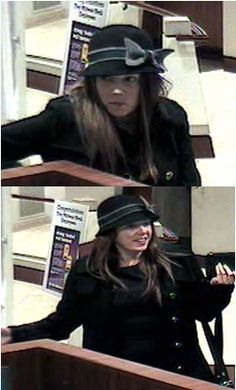 The pictured female attempted to withdraw money from the victim's bank account on 02/12/13 at the First Midwest Bank in Joliet.  The suspect had the victim's driver's license and social security card that were stolen in Chicago in 2012.  Anyone that has any information as to the possible identity of this individual please contact Detective Lauer # 307 815-724-3385 in reference to report number 130213002325. Thank you.