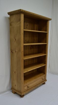 7 best pine bookcase images painted furniture pine bookcase rh pinterest com