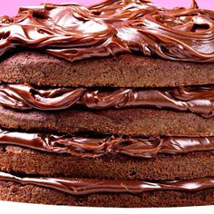 Best ever chocolate layer cake