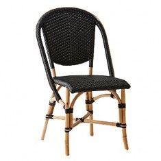 Sika Design Sofie Chair - Black