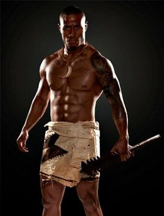 Samoan men are beautiful