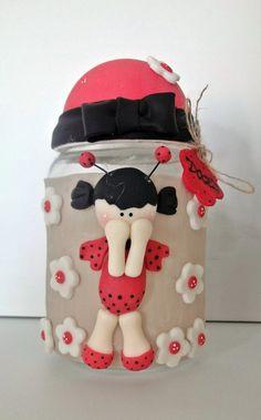 Potes decorados em Biscuit  Modelos acima de ursos, cozinheiro e vaquinha  Também produzimos em outros temas  Duvidas ou Faça orçamento gratuito na caixa de mensagem ao lado.      Valor por unidade.