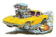 1965 67 Corvette 396