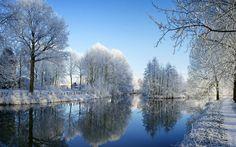 Winter desktop wallpapers background keyword nature