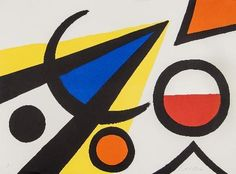 Alexander Calder - Grande avec Moustaches,... on MutualArt.com