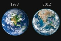 Climate change. This is real.  All the climate change naysayers out there...WAKE UP!!  Stop your sick denial, please.