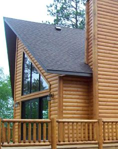 Create your very own log cabin with materials from Menards! We've got everything you need to build your own beautiful bungalow.