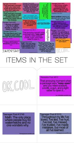 """""""Teenager Post....."""" by kennedey-lynn-freeman ❤ liked on Polyvore featuring art"""