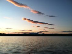 """Porter Lake in Maine...my Mother's, and """"our"""" lake!  Sweet, sweet memories of long Summer days lolling around here"""