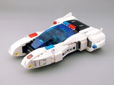 Hyperspeed pursuit 2   by Jerac