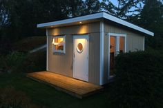 Glamping, The Outsiders, Shed, Cottage, Backyard, Outdoor Structures, Summer, Image, Spring