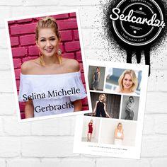 Sedcard of Commercial Model Selina by Sedcard24.com   ____________________________ #sedcard #sedcards #setcard #femalemodel #berlinmodel #berlinmodels  #männermodel #modelbook  #modelbooking #modelagency #modelagentur #compcard  #casting #sedcardshooting #modelmappe  #modeln #fotoshooting #setcards