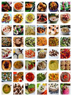 100 Recipes For Vegans - Vegan Recipes #VeganRecipes